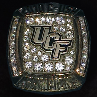 football unveiled playoff national college cfbchampionshipring championship rings